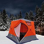 Палатка куб для зимней рыбалки MIMIR 2017, фото 2