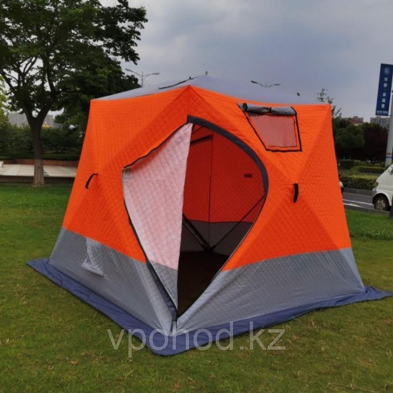 Палатка куб для зимней рыбалки MIMIR 2017