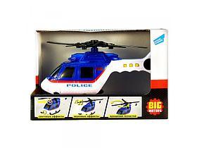 Игрушка Big Motors Вертолёт полицейский
