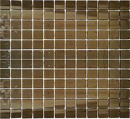 Премиум мозаика тёмно-коричневое зеркало