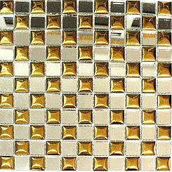 Премиум мозаика шахматное зеркало
