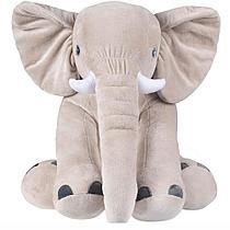 Fancy: Слон Элвис серый, 46 см