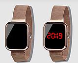 Наручные часы с магнитным ремешком., фото 2