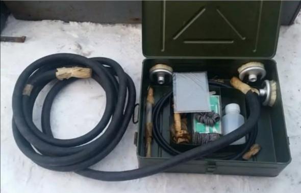 Дегазационный комплект ДК-4