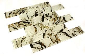 Премиум мозаика белый мрамор