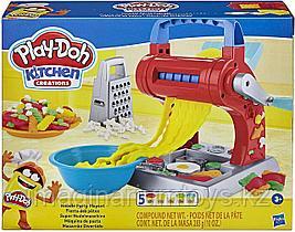 Набор игровой с пластилином Play-Doh Машинка для лапши