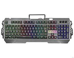 Клавиатура игровая Defender Renegade GK-640DL RU,RGB подсветка, 9 режимов