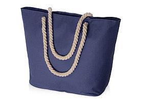 Пляжная сумка Seaside, темно-сиий