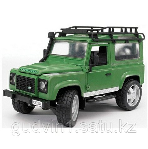 Внедорожник Land Rover Defender Bruder (Брудер) 02-590