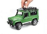 Внедорожник Land Rover Defender Bruder (Брудер) 02-590, фото 4
