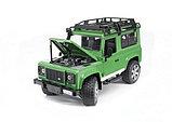 Внедорожник Land Rover Defender Bruder (Брудер) 02-590, фото 7
