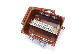 Коробка соединительная КСМР-10 У2 IP54 ЗЭТАРУС