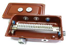 Коробка клеммная ККМА-20 У2 IP54 ЗЭТАРУС