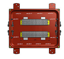 Коробка соединительная КС-30 УХЛ1,5  IP65 металлические заглушки ЗЭТАРУС