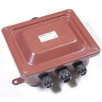 Коробка соединительная КС-10 У2 IP54 пластиковый ввод ЗЭТАРУС