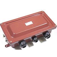 Коробка соединительная КС-20 У2 IP54 пластиковый ввод  ЗЭТАРУС