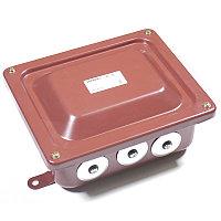 Коробка соединительная КС-10 УХЛ 1,5 IP65 металлические заглушки ЗЭТАРУС