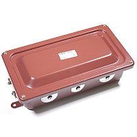 Коробка соединительная КС-20 УХЛ1,5   IP65 металлические заглушки ЗЭТАРУС