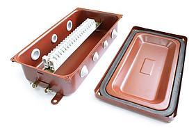 Коробка монтажная КМ 43-20 У3 IP43  ступенчатый ПВХ ввод  ЗЭТАРУС