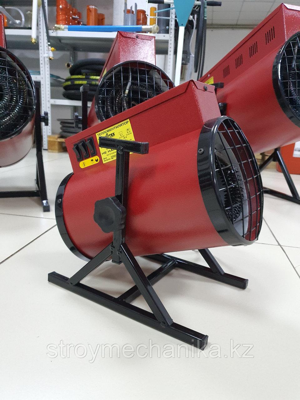 Тепловентилятор электрический 3 кВт ТВ-3 (1,5 кВт - 3 кВт)