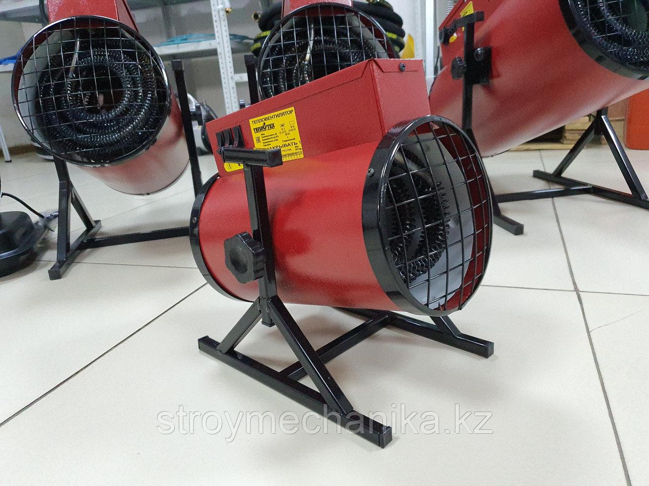 Тепловентилятор электрический ТВ-4,5 (1.5 кВт / 3 кВт,/ 4.5 кВт)
