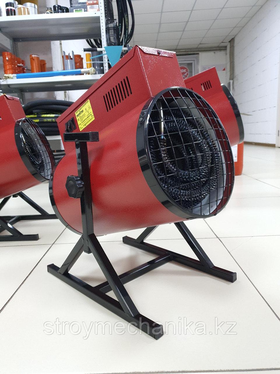 Тепловентилятор (тепловая пушка) 9 кВт ТВ-9П Теплотех