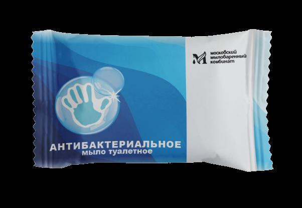 Ординарное Мыло туалетное Антибактериальное 100г, фото 2