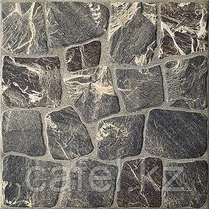 Керамогранит 33х33 - Вилио   Vilio темно-серый