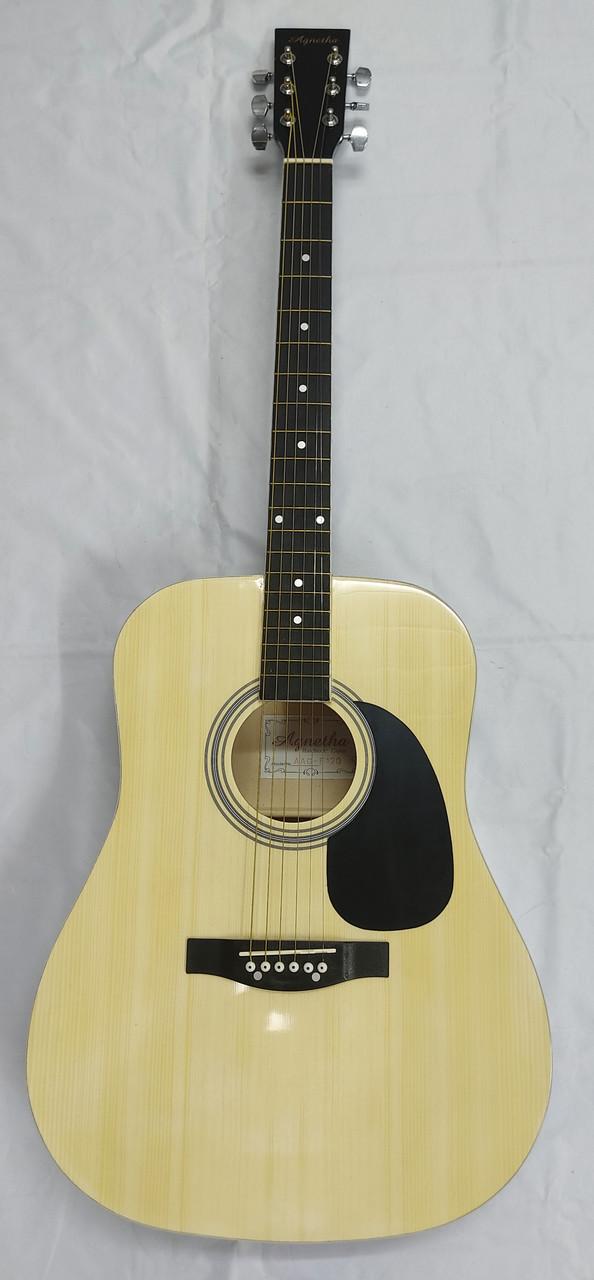 Акустическая гитара Agnetha APG-E120 (с чехлом для гитары)