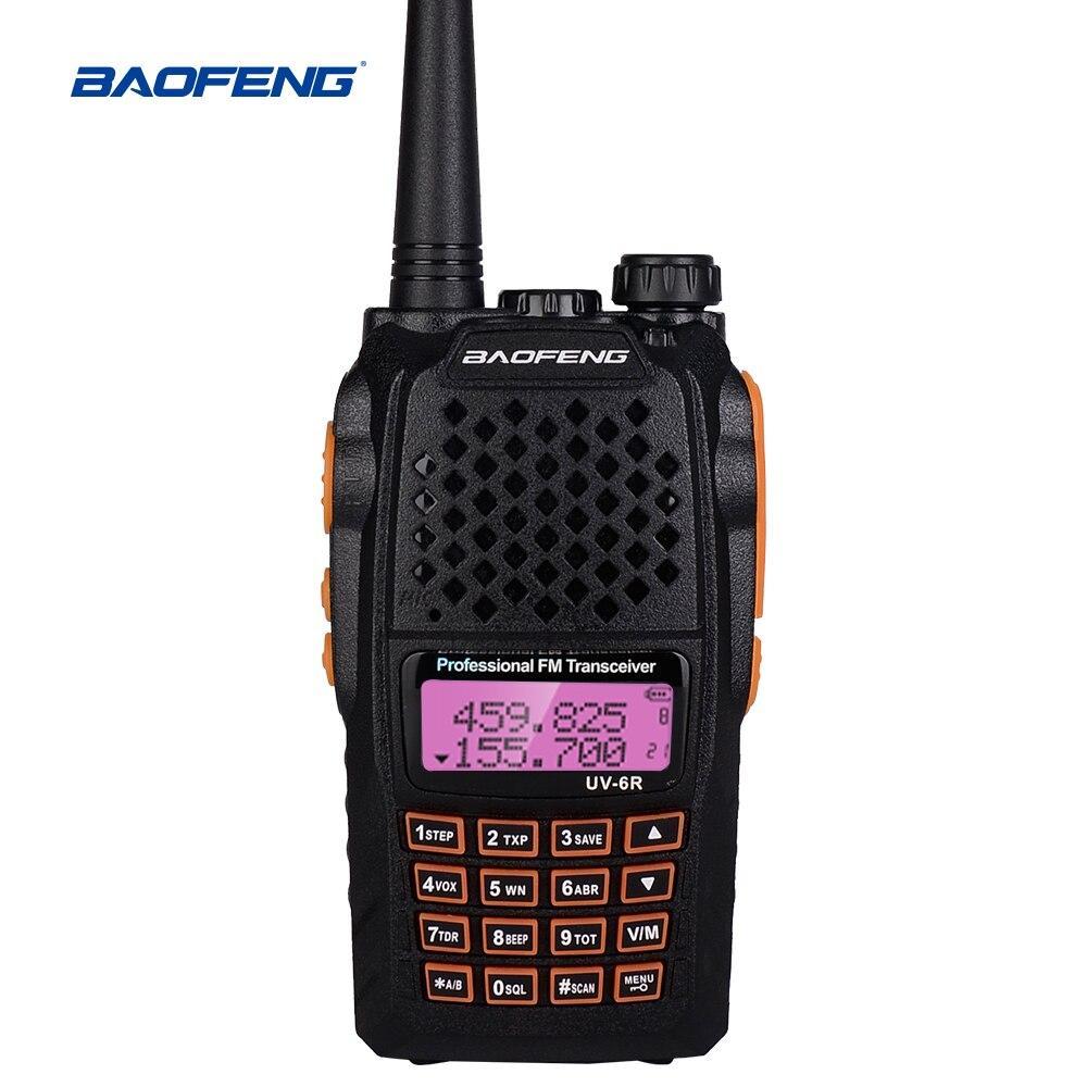 Рация Baofeng UV-6R