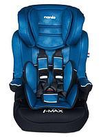 Nania: Автокресло Imax SP LX Isofix Blue 1/2/3 (9-36 kg) 9+ 1180078