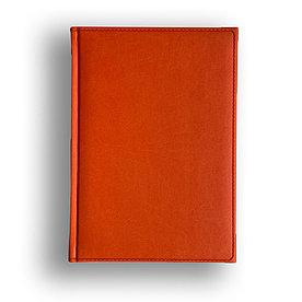 Ежедневник Print, оранжевый