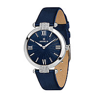 Серебряные женские часы Slimline