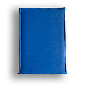Ежедневник Print, светло-синий