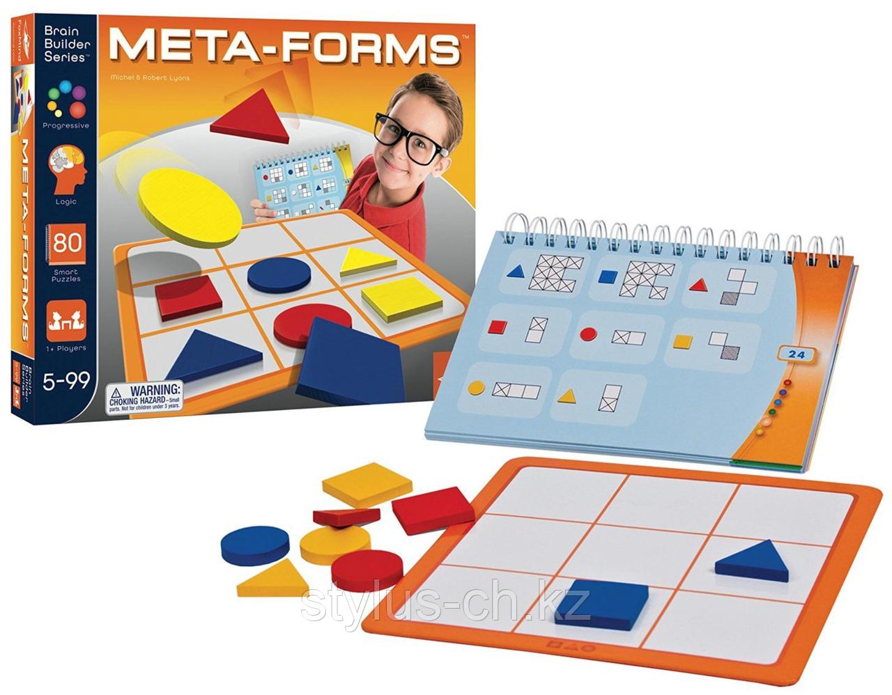 Настольная игра META-FORMS