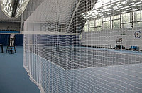 Сетка заградительная 100х100х2.6 бел/зелен.