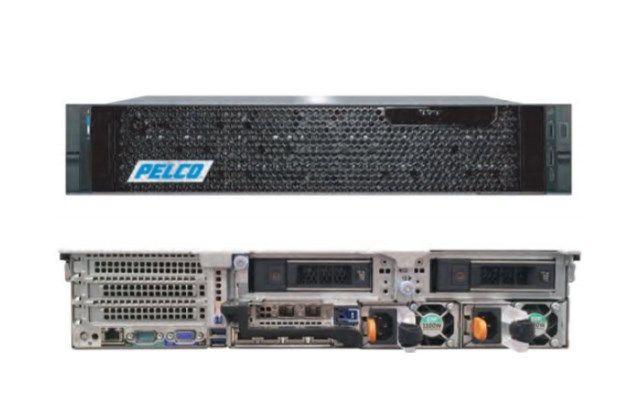 Сервер записи VxStorage серии E, 168ТБ