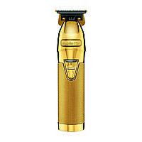 Машинка-триммер BaByliss Pro SKELETONFX FX7870GE окантовочная с открытым ножом, 40/0,1 мм №57505
