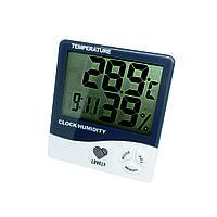 Термометр-гигрометр маленький  LOVELY №02597