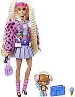 Кукла Барби Экстра №8 Блондинка с хвостиками Barbie Extra, фото 1