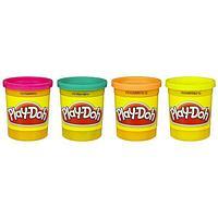 Play-Doh Набор из 4 баночек (в ассорт.)