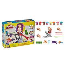 """Пластилин Игровой набор """"Сумасшедшие прически"""" Play Doh."""