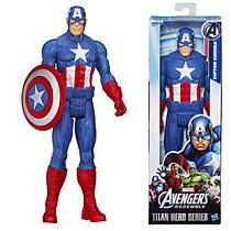 Игрушка фигура Капитан Америка (30 см) Captain America Hasbro