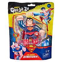 Гуджитсу Игрушка тянущаяся фигурка Супермен DC ТМ GooJitZu, фото 1