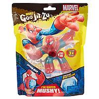 Гуджитсу Человек-Паук Тянущаяся фигурка GooJitZu Марвел, фото 1