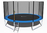 Батут FunFit 435 см - 14ft синий