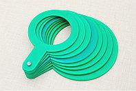 Комплект для калибровки фруктов от 25 до 60 мм - 8 шт пластиковый