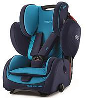 Recaro: Автокресло Young Sport Hero Xenon Blue (9-36кг) 9м+ 1144215