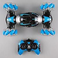 STUNT CAR: Радиоуправляемая машинка 29см, синий 1244224