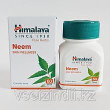 Ним, Гималаи (Neem, Himalaya), очищение крови, печени, кожные заболевания, токсины, шлаки